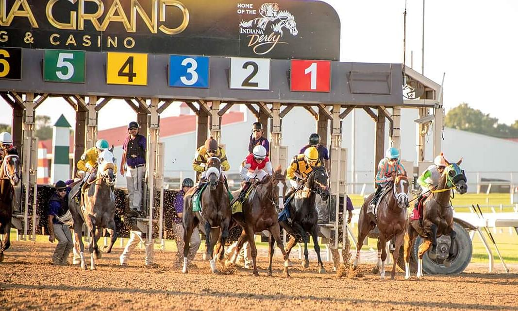 Thoroughbreds Tuesday - Garrity Picks Three Races at Indiana Grand
