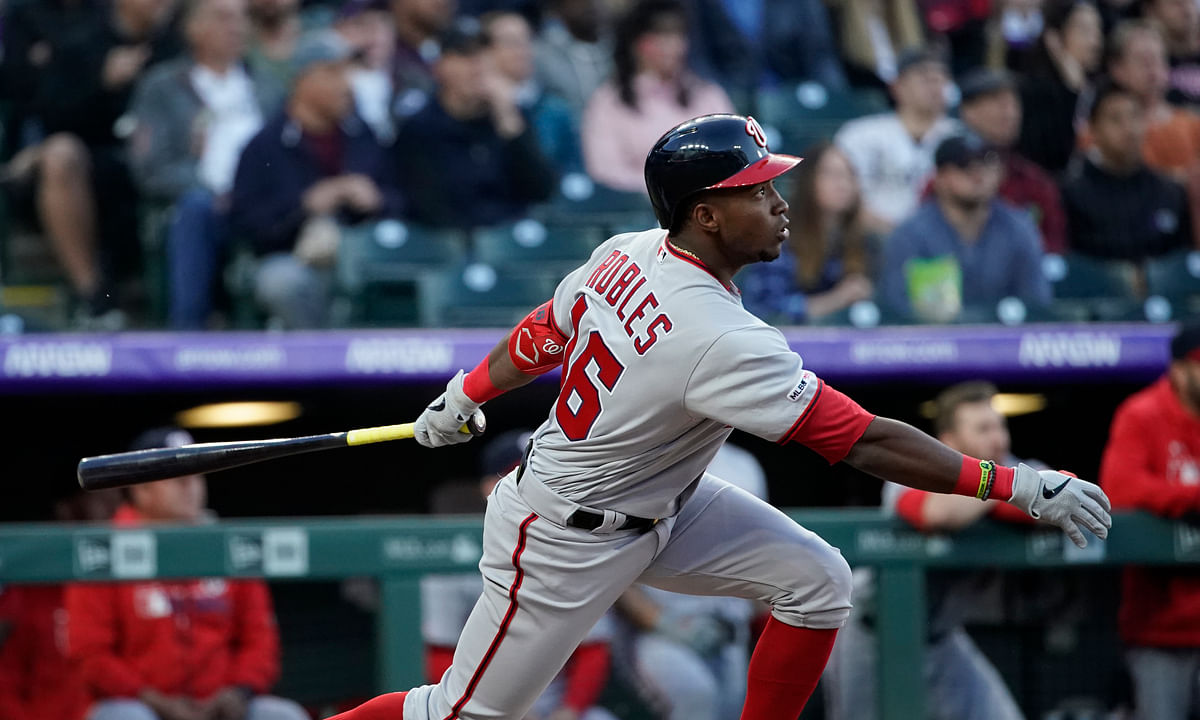 MLB Wednesday: Albert's Quick Pitch Picks - Rockies v Nationals, Phillies v Mets, Yankees v Angels, and Cubs v Dodgers
