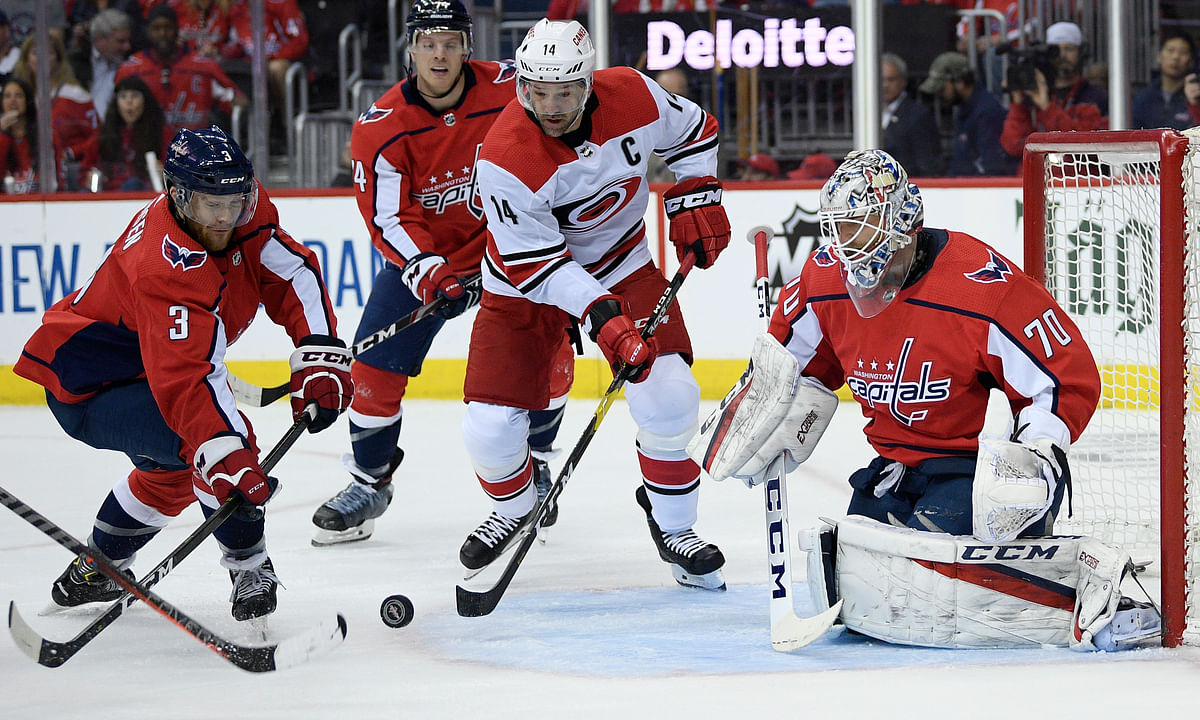 NHL Playoffs: Dietel's best bets - Capitals v Hurricanes & Bruins v Maple Leafs