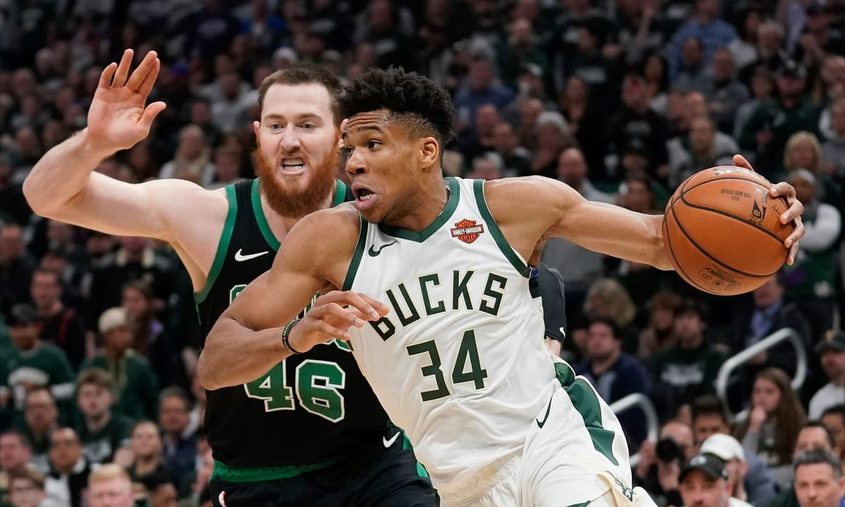 NBA Playoffs Tuesday: A bargain - Frank gives you 3 bets for 2 games - Celtics v Bucks and Rockets v Warriors