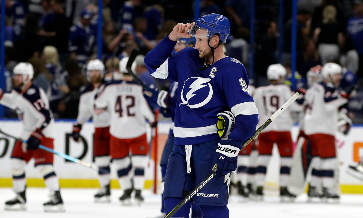NHL Playoffs: Dietel picks Lightning v Blue Jackets, Golden Knights v Sharks and Islander v Penguins