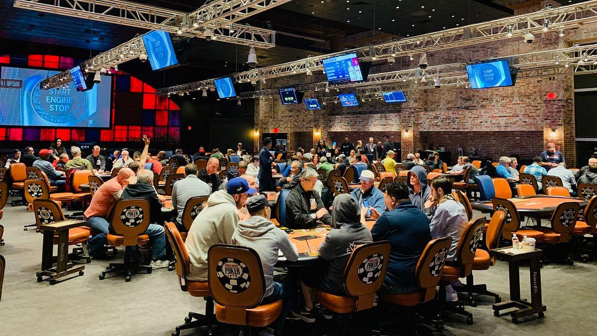 New WSOP Poker Room a big deal at Harrah's Philadelphia