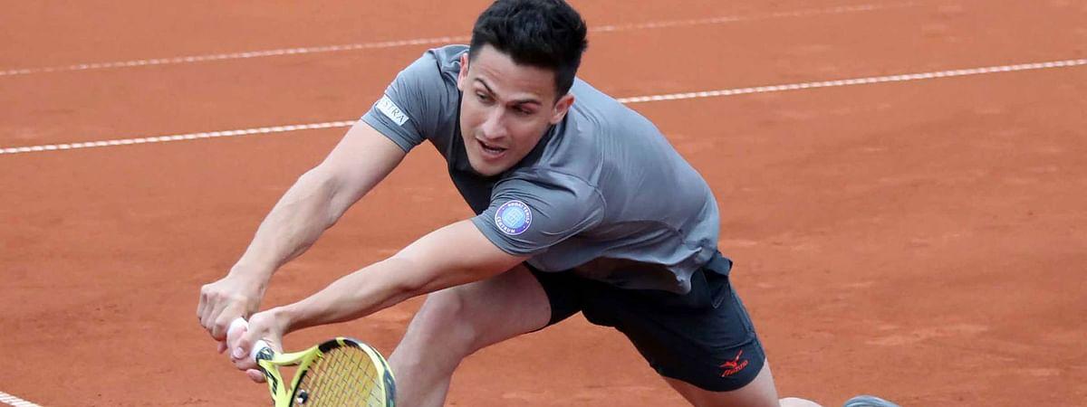 Hometown hero Attila Balasz upset John Millman in the Hungarian Open Round of 16. Friday he plays Pierre-Hugues Herbert in the quarterfinals.