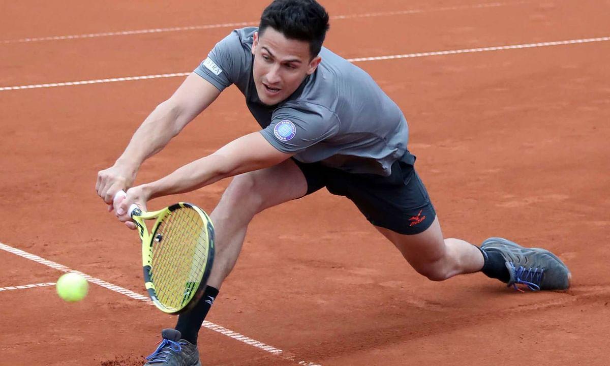 Tennis: Abrams picks Hungarian Open quarterfinals with Cuevas v Berrettini, Djere v Basilashvilli, Herbert v Balazs, Coric v Krajinovic