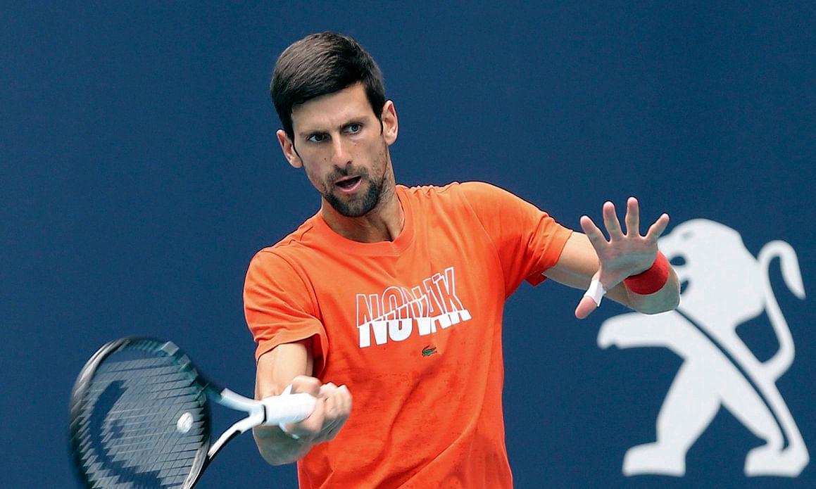 Tennis: Abrams picks 7 Thursday matches at the ATP Rolex Monte-Carlo Masters 1000 -- Medvedev v Tsitsipas, Djokovic v Fritz, and more