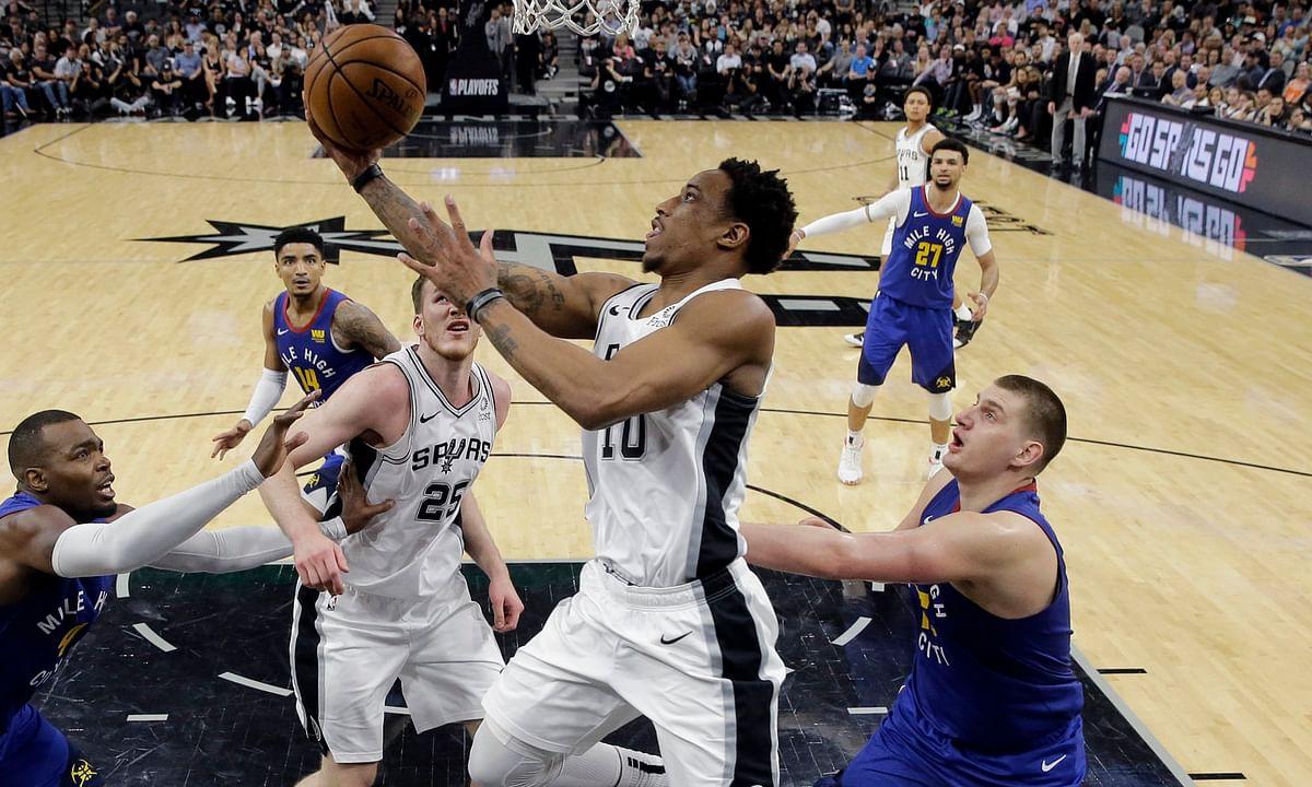 NBA Saturday: Frank on Sixers v Raptors, Spurs v Nuggets
