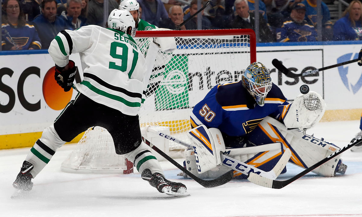NHL Playoffs Monday: Dietel goes with his gut when picking Blues v Stars