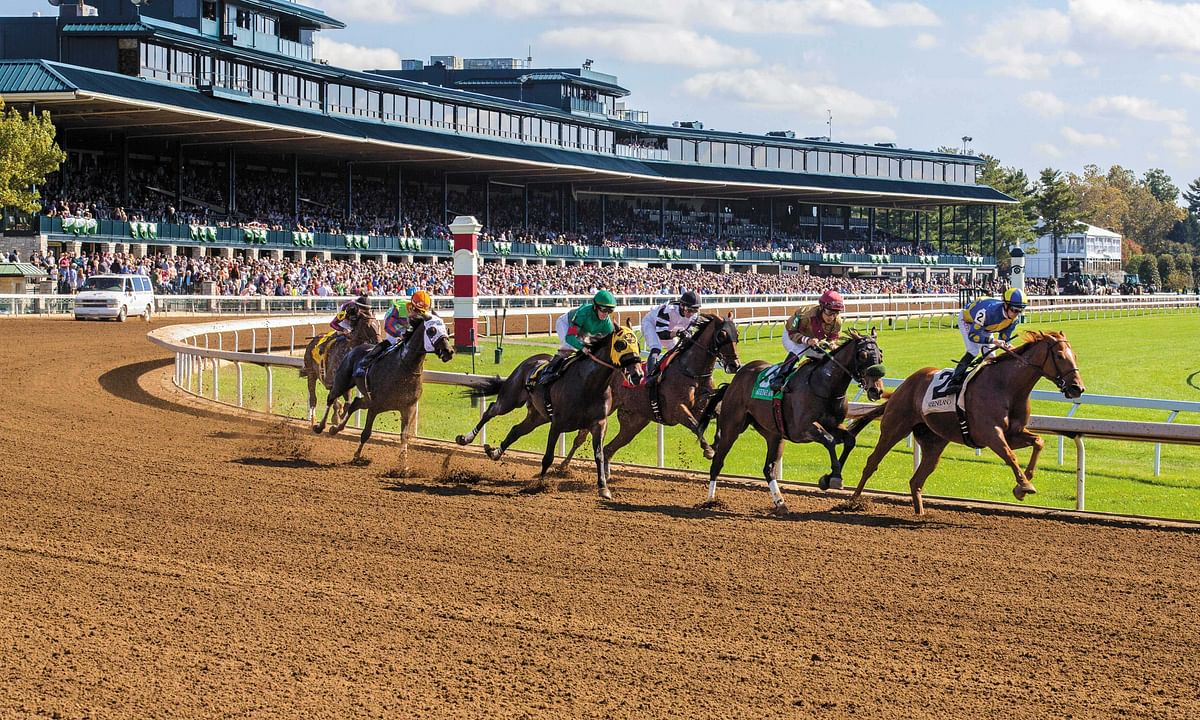 Thoroughbreds: Garrity picks a dry Keeneland and a soggy Oaklawn.