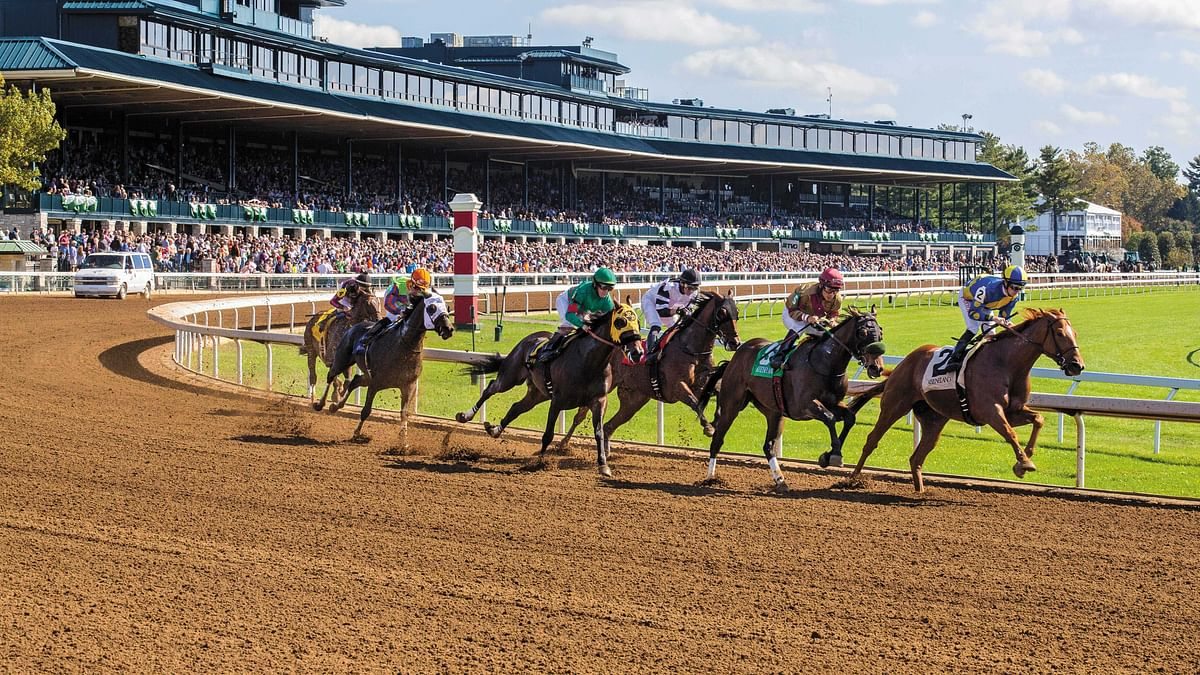 Thoroughbreds: At Keeneland Thursday, Garrity seeks dry turf and fair(ly priced) maidens