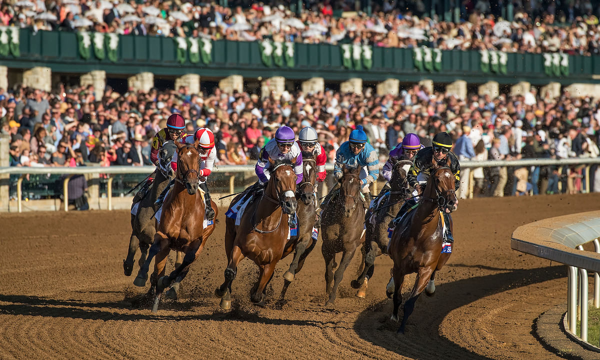 Garrity's Saturday Stakes: Garrity picks the stakes card at Keeneland including the Blue Grass Stakes