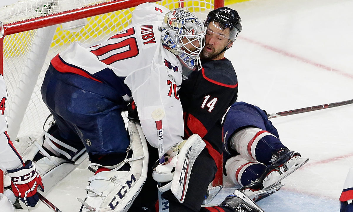 NHL Playoffs: We're #ALLCAPS for Capitals v Hurricanes - Dietel gives the deets