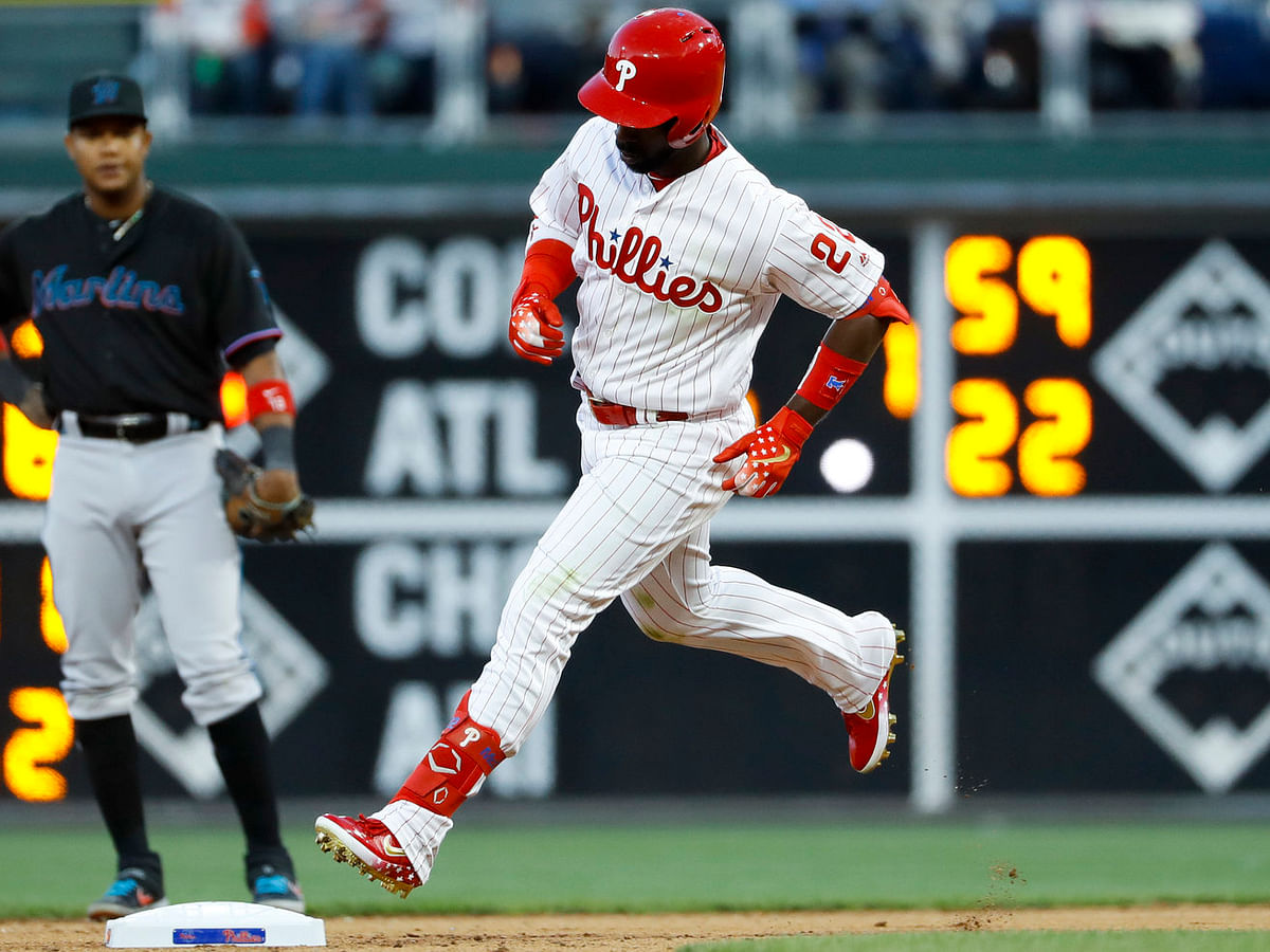 Video: Phillies OF Andrew McCutchen will be ready whenever season gets underway