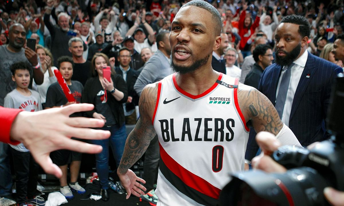 Incarcerated Bob delivers 2 FREE Monday picks for the Nuggets v Trail Blazers game