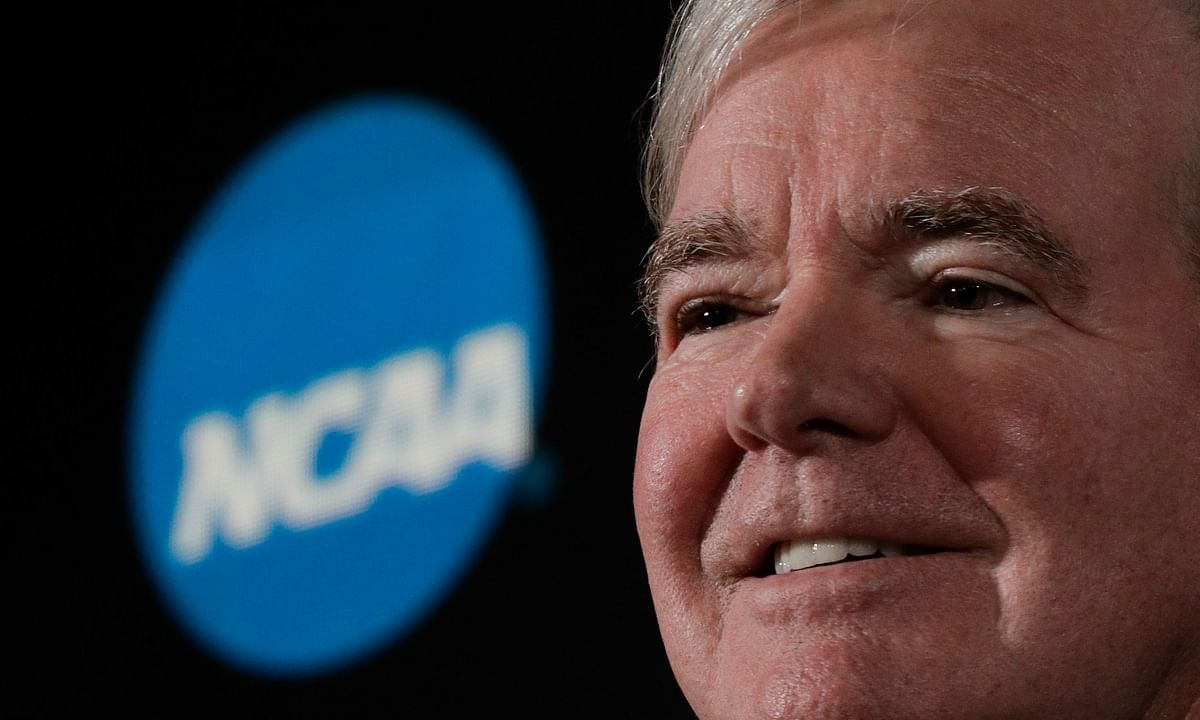 NCAA president says organization is committed to prohibit athletes from gambling