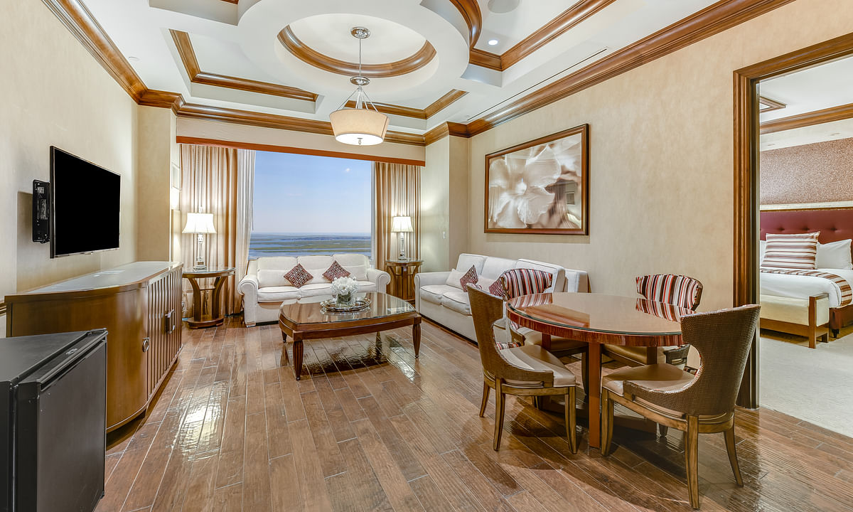 Caesars' Atlantic City properties offering a glimpse into the 'suite' life