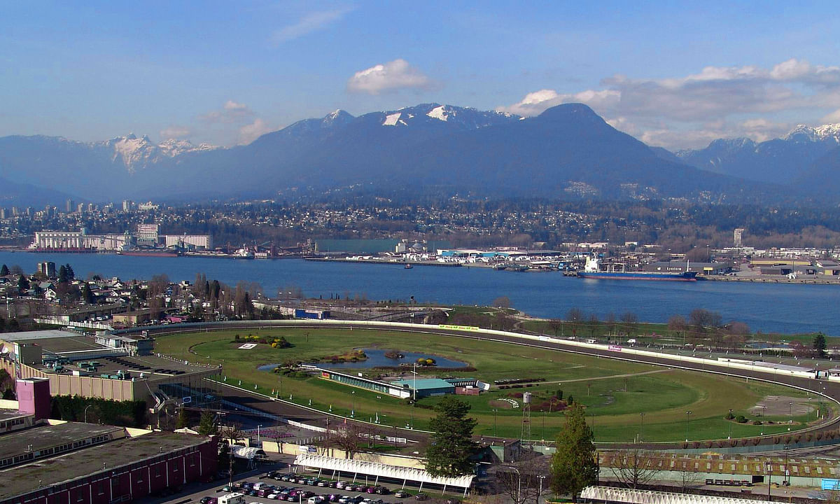Sunday Stakes Part 2: RT goes to Santa Anita and two new tracks: Hastings and Sunray Park