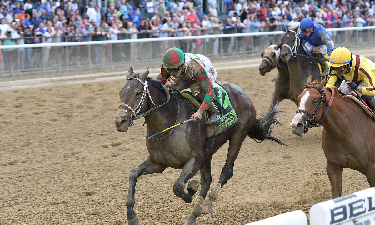 Thoroughbreds Saturday: RT picks two Belmont stakes races and three from his home track, Canterbury