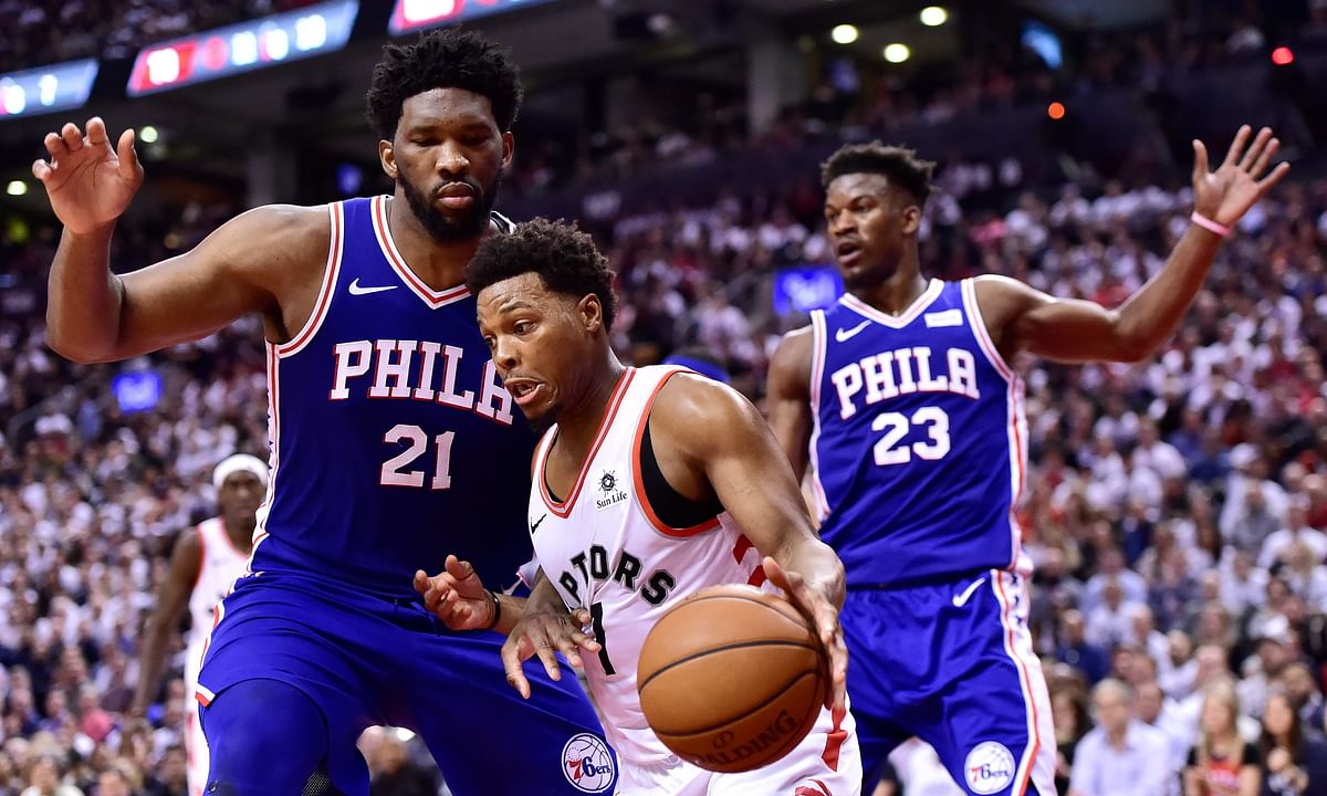 NBA Playoffs Thursday: Philadelphia home cooking for the Sixers v Raptors game has Frank thinking about the first quarter