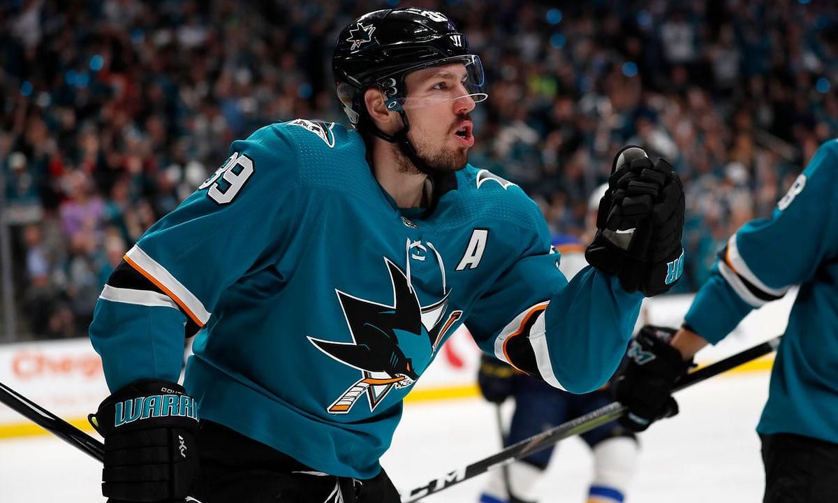 NHL Monday: Vetrone on Blues v Sharks - Binnington, Couture