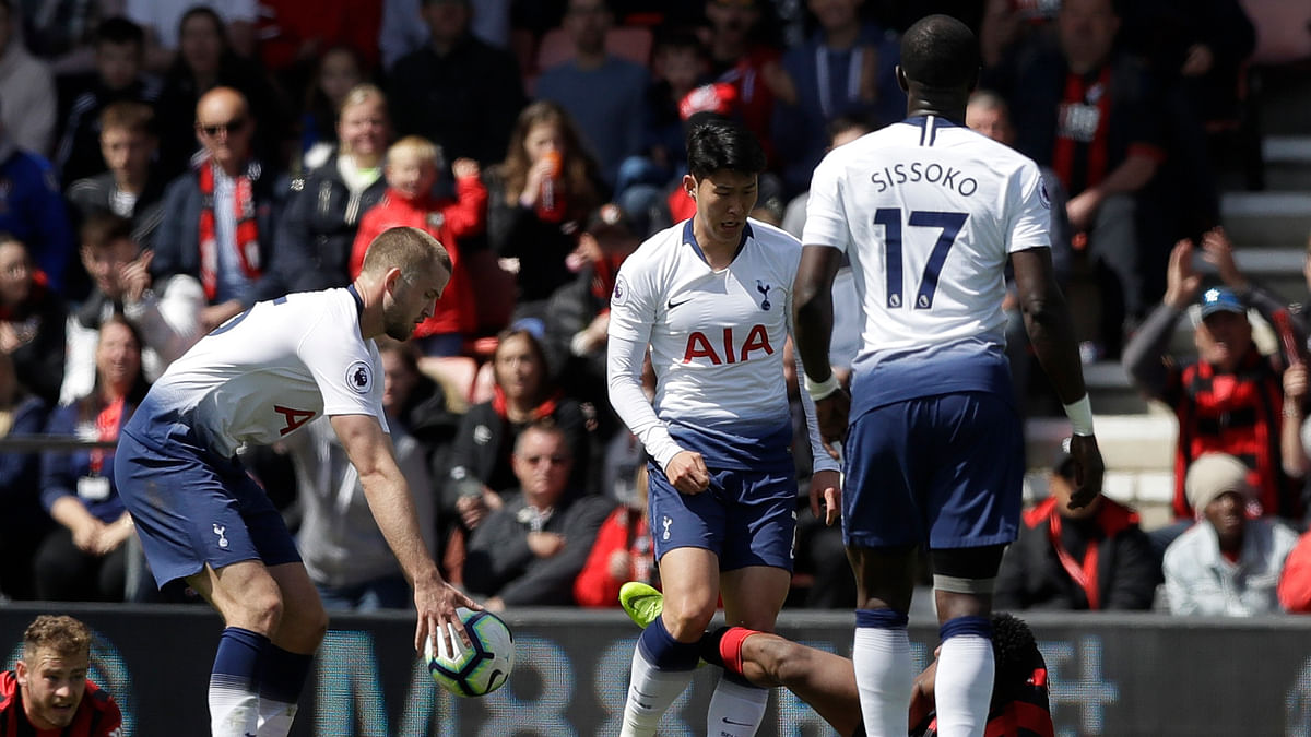 Soccer Wednesday: Can Spurs join the English Premier League party? Miller picks UEFA Champions League action – Ajax vs. Tottenham