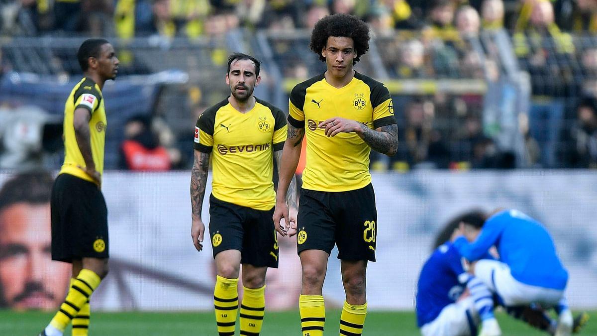 Soccer Saturday: Miller picks  Leeds v Derby in EFL Playoffs, Dortmund v Dusseldorf, Atalanta v Genoa, Sporting CP v Tondela