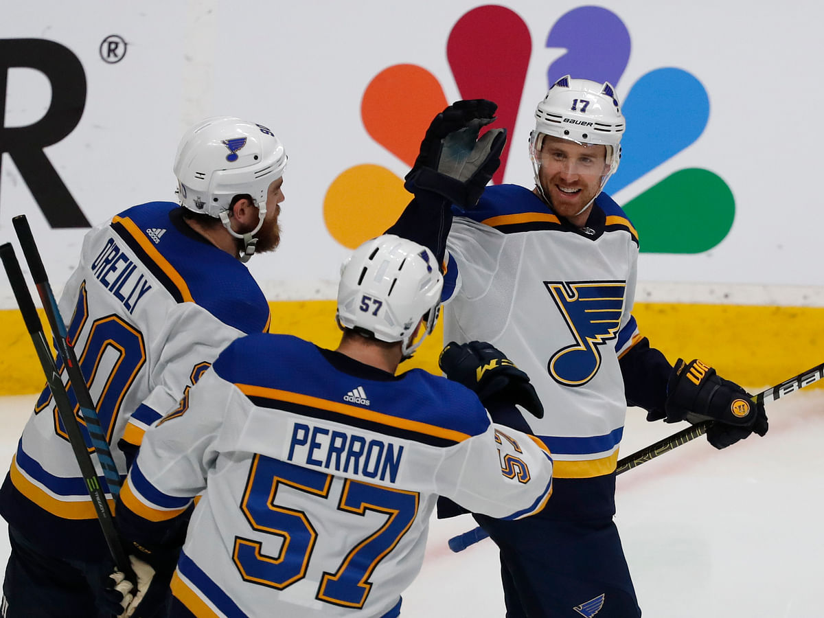 NHL Playoffs Tuesday: San Jose on the edge and St. Louis looks to push them off – it's game 6 of Sharks v Blues and Dietel picks...