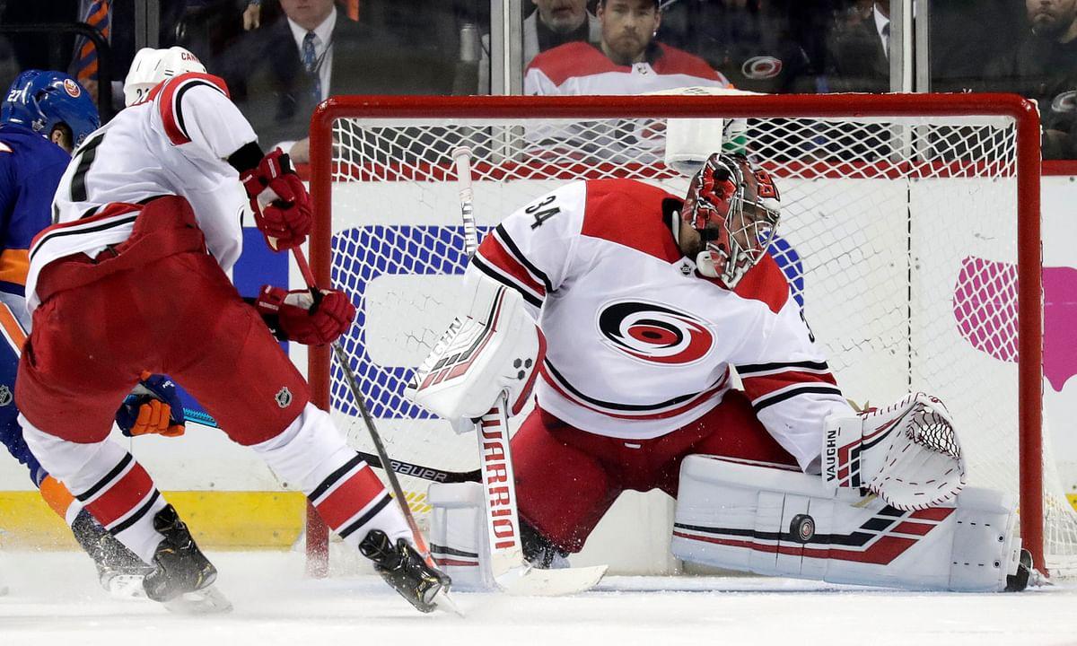 NHL Playoffs Wednesday: Dietel on Hurricanes v Islanders
