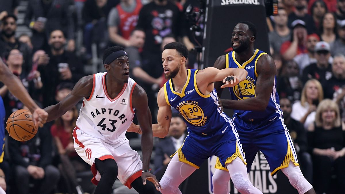 Raptors top Warriors in NBA Finals Game 1, 118-109 – Siakam, Leonard, Gasol combine for 75 points; Curry scores 34 in defeat