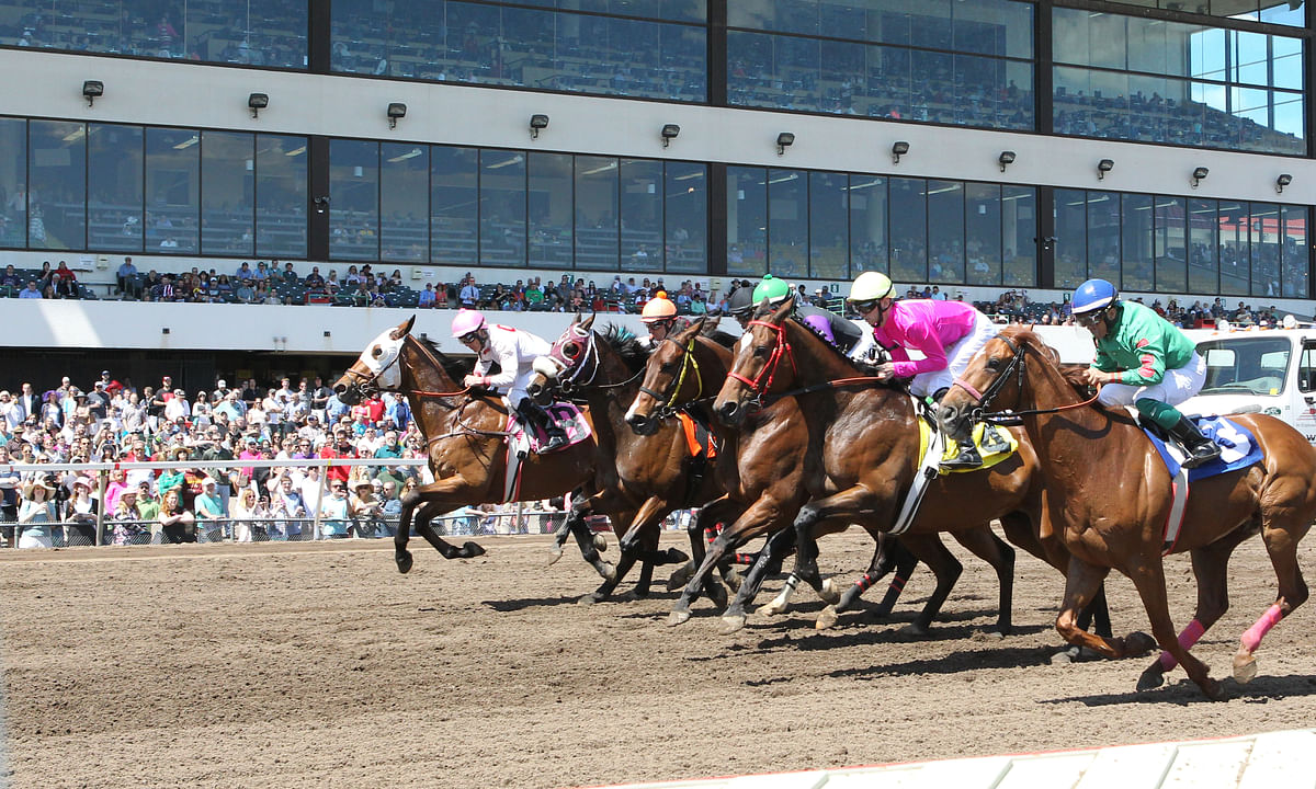 Thoroughbreds Friday: RT picks the Opening Night card at Canterbury Park in Minnesota, and hopes to be hotter than the weather