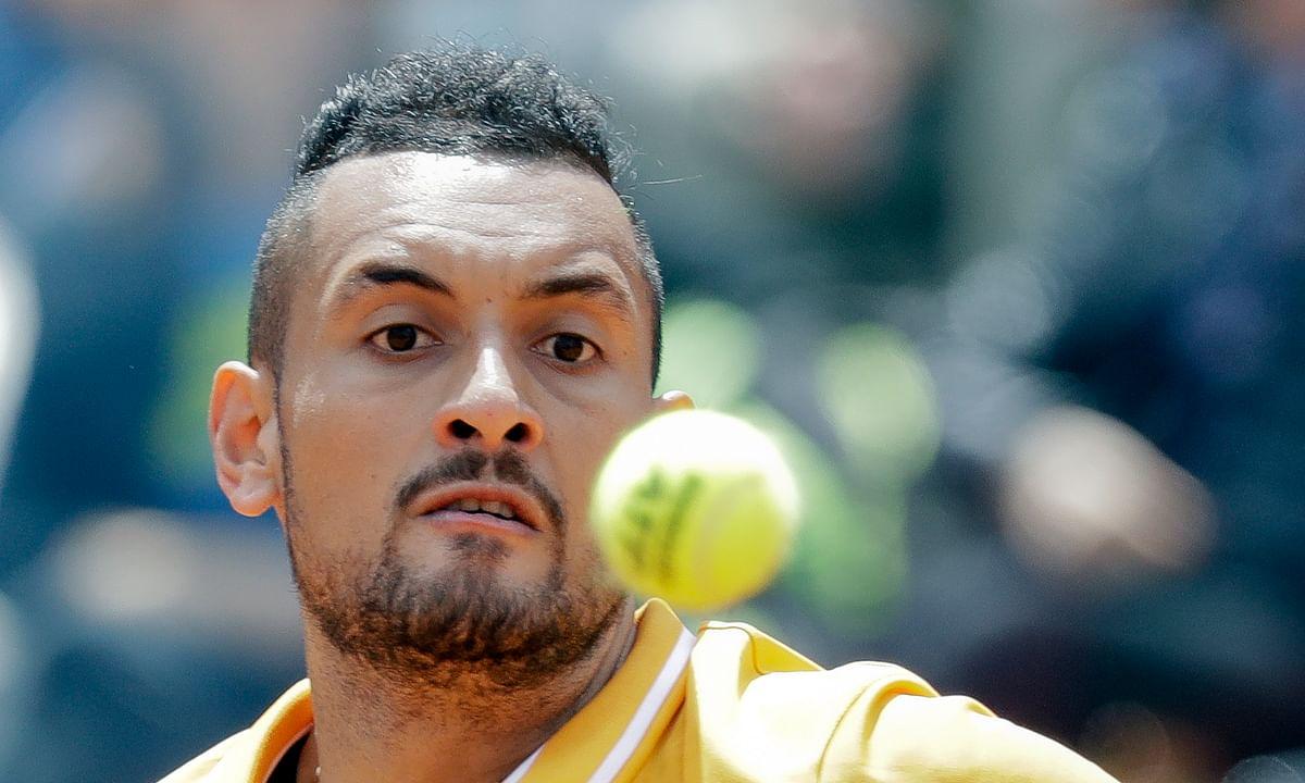 Tennis Thursday: In Italian Open Men's Round of 32, Abrams picks matches with Federer, Djokovic, Nadal, Fognini, Kyrgios, Tsitsipas & more
