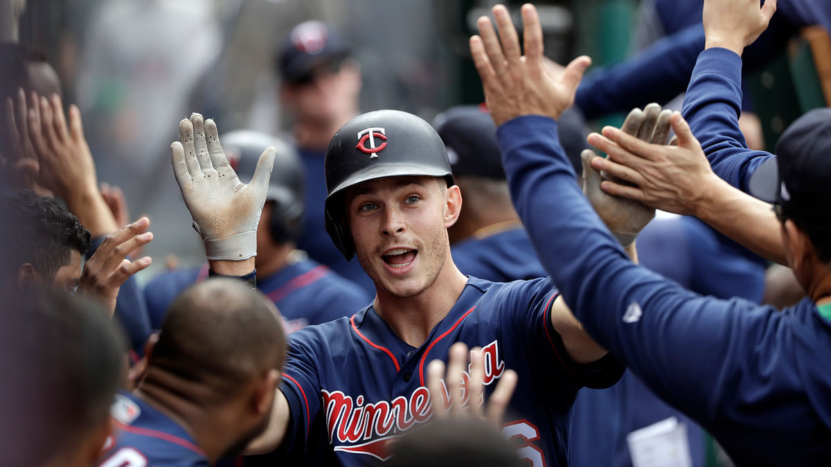 Saturday MLB Home Run Props: Batman looks to Christian Yelich, Max Kepler, Cody Bellinger and Manny Machado