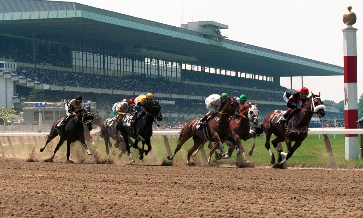 Thoroughbreds Thursday: Garrity likes the action today at Belmont and Pimlico