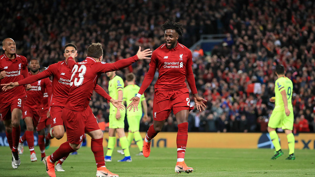 Soccer Tuesday stunner: Liverpool shocks Messi, Barcelona with 4-0 win, lands spot in Champions League final