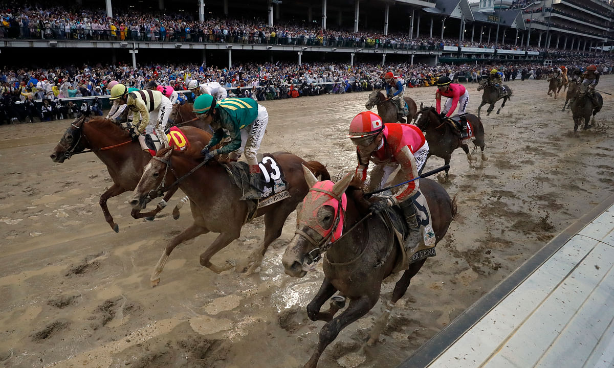 Ross: The 2019 Kentucky Derby controversy is a gift from above