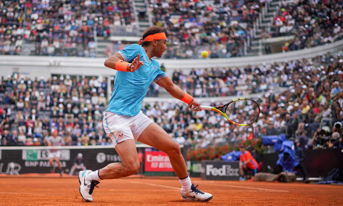 Updated Italian Open Saturday recap: Nadal,  Djokovic both win, will meet again in final; women's final will be Pliskova v Konta