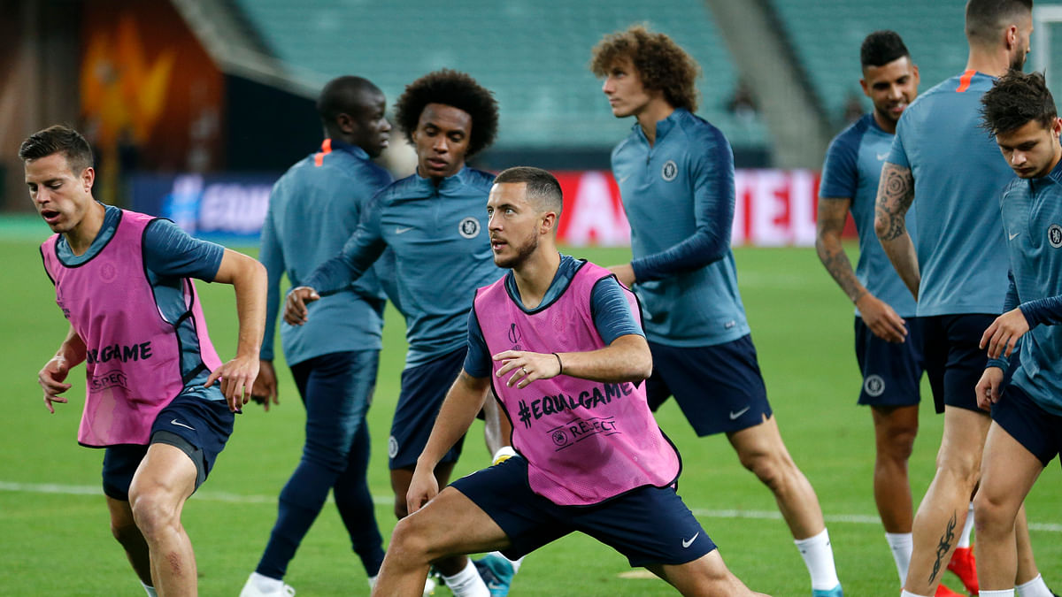 Soccer Wednesday: Who will lift the cup at the UEFA Europa League Final? Miller picks Chelsea vs Arsenal and FIFA U20 action