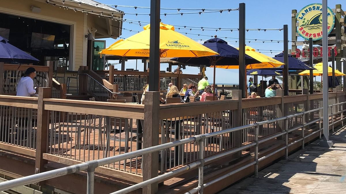 Resorts Casino-Hotel sets a new bar for outdoor fun in Atlantic City with LandShark expansion
