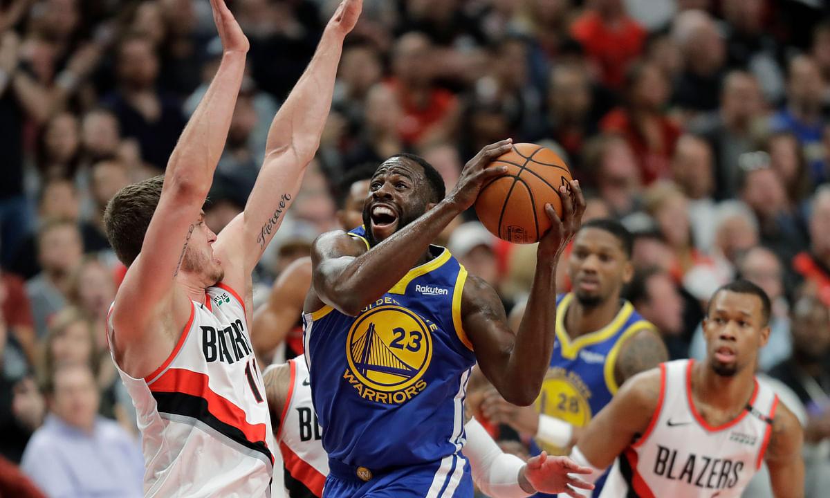 NBA Conference Finals: Mims previews both games 4 – Warriors vs Trail Blazers and Bucks vs Raptors
