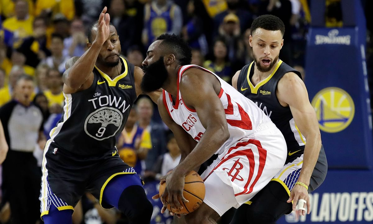 NBA Playoffs Saturday: Frank's take on Game 3 of Warriors v Rockets