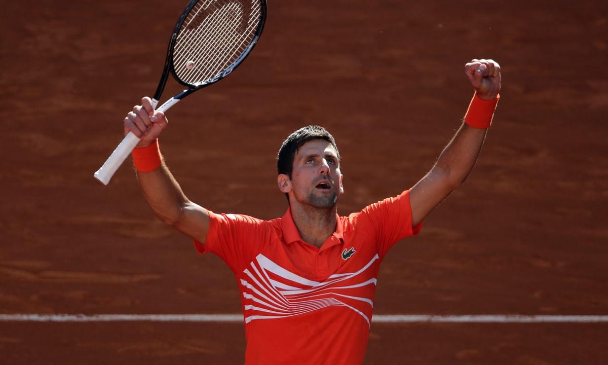 Madrid Open Saturday Results: Tsitsipas stuns Nadal, will face Djokovic in men'sfinal -- Bertens tops Halep to win women's title