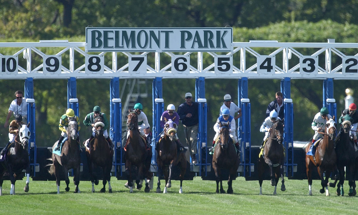 Garrity's Saturday Stakes: The stakes races are at Santa Anita, plus sprint picks at Belmont and and Churchill Downs