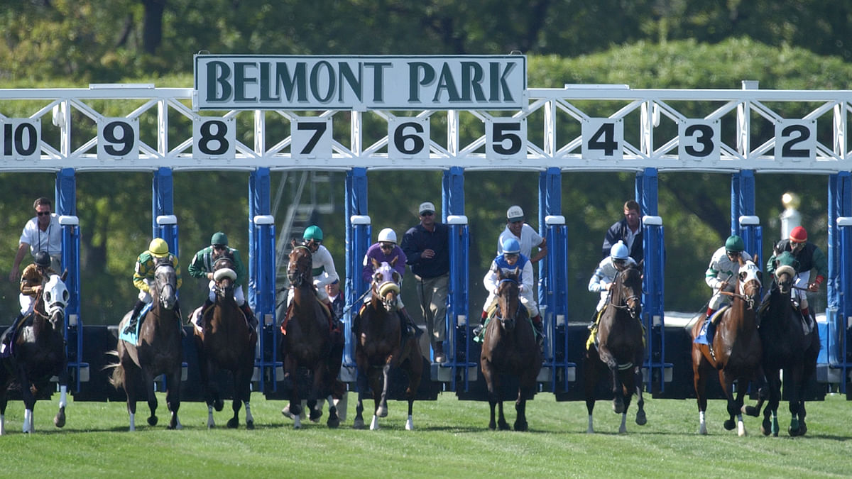 Thoroughbreds Sunday: McMudder picks a race each at Belmont, Monmouth, Parx and Pimlico
