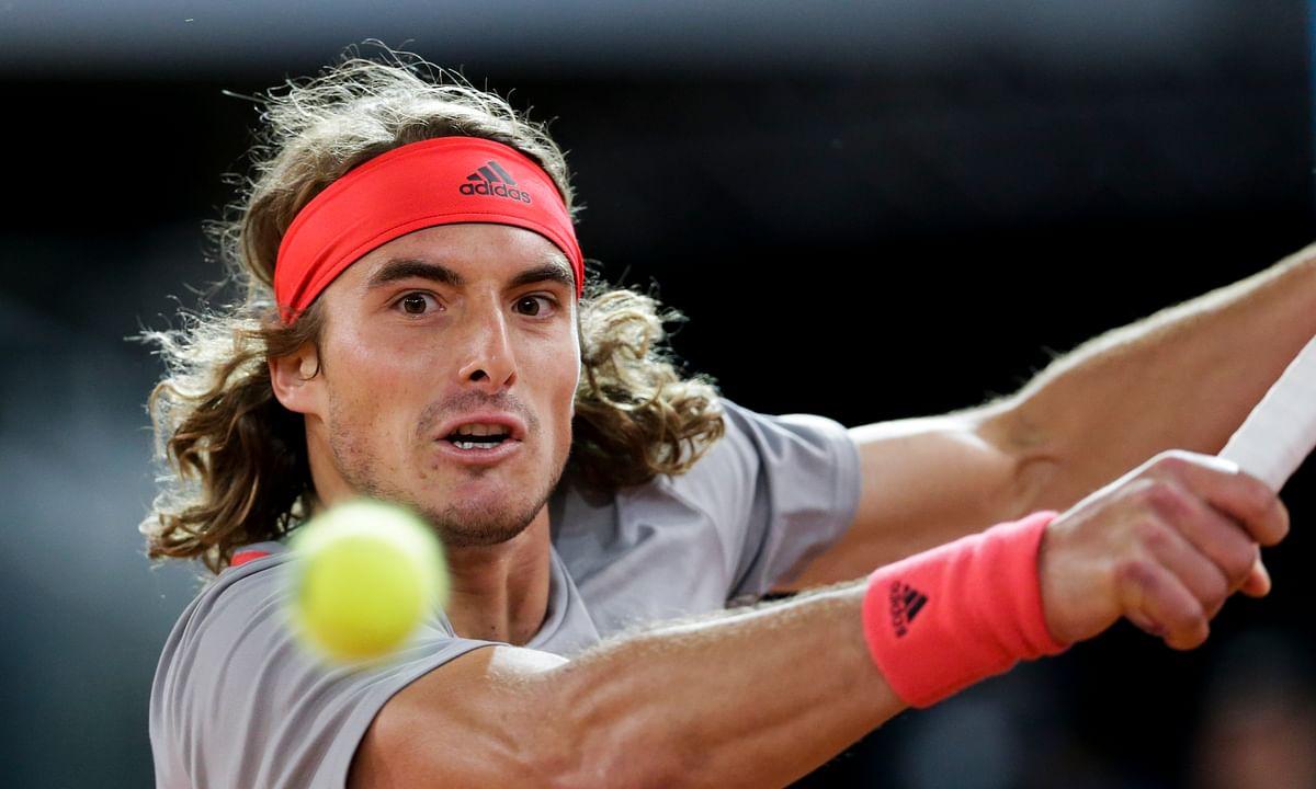 ATP Tennis Sunday: Abrams analyzes and picks the Mutua Madrid Open final featuring Djokovic vs. Tsitsipas