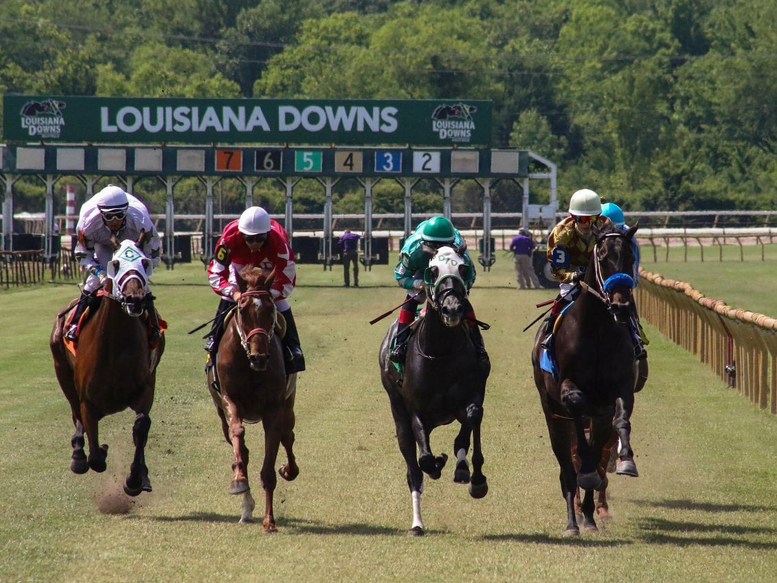 Thoroughbreds Saturday - Garrity picks races at Belmont, Kentucky, Louisiana and Los Amamitos