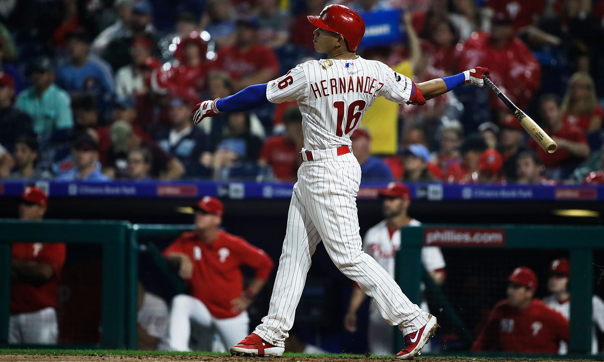 Wednesday Quickie Quiz & Single Digits -- Cesar Hernandez, Bryce Harper, Commonwealths, Stanley Cup Finals . . .