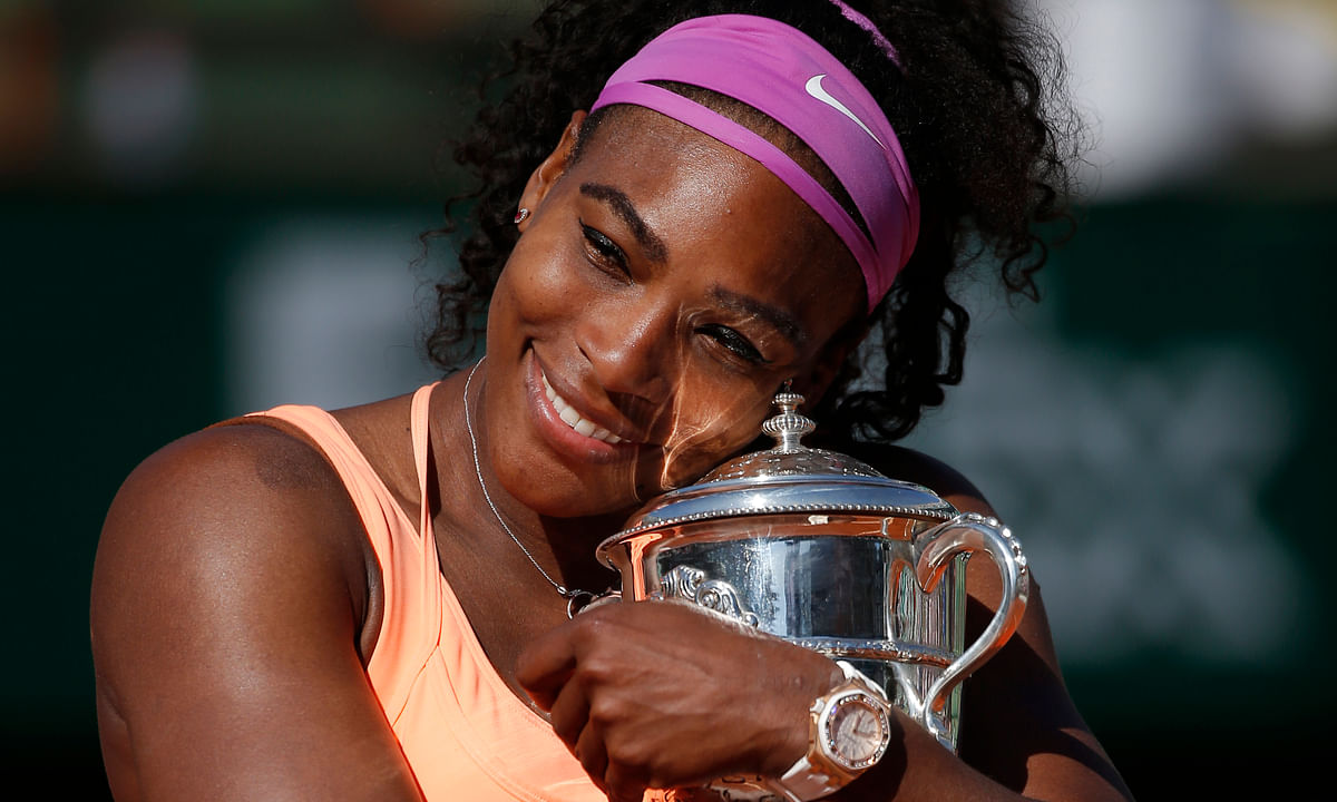 Can Serena Williams' injured knee withstand the French Open clay at Roland Garros?