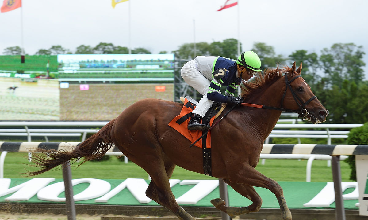Memorial Day Horse Racing, Part 2: RT picks the Cross Country Pick 5, with a bunch of Belmont stakes races