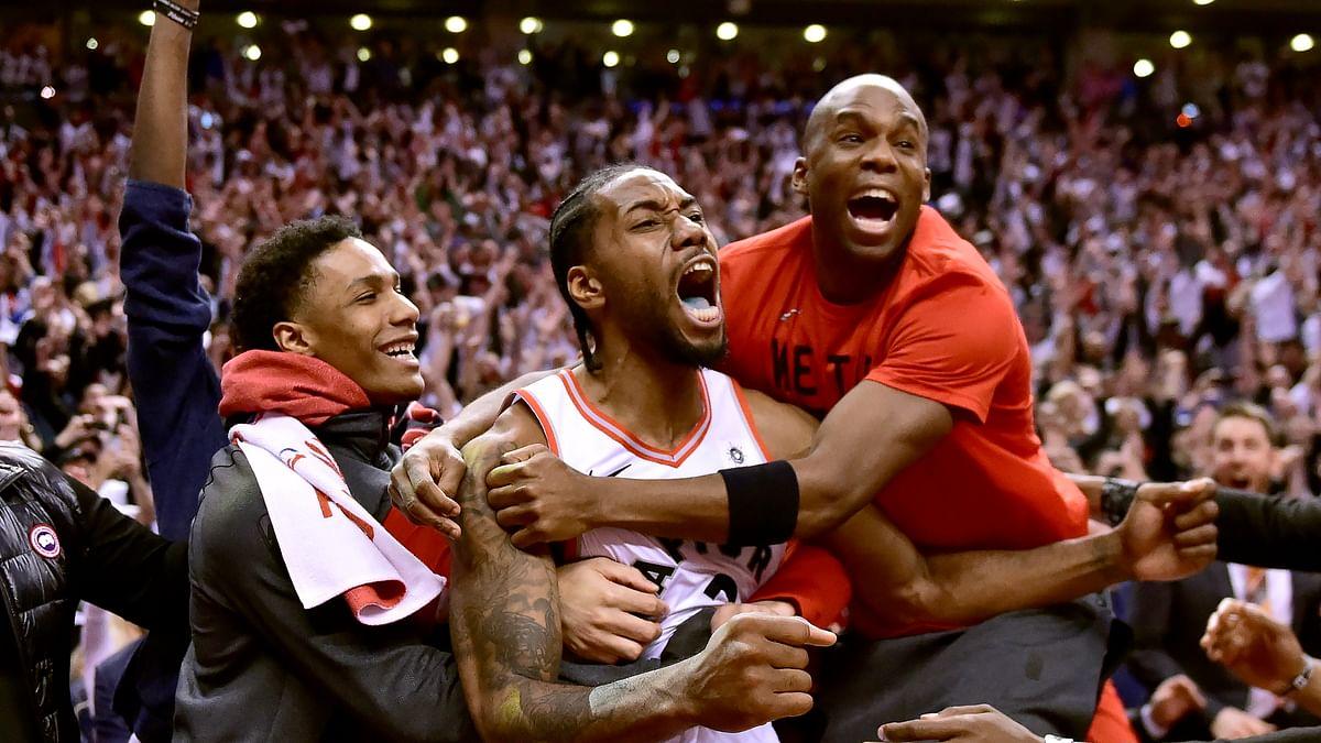 Sixers-Raptors Game 7 recap:  Kawhi Leonard deep sixes the Sixers with bizarre buzzer beater – Toronto advances to Eastern Conference Finals