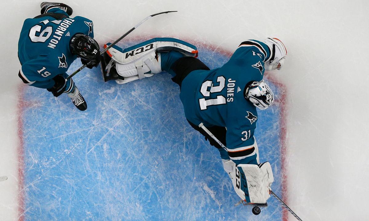 NHL Sunday: Vetrone on Blues vs Sharks, Jordan Binnington, Martin Jones