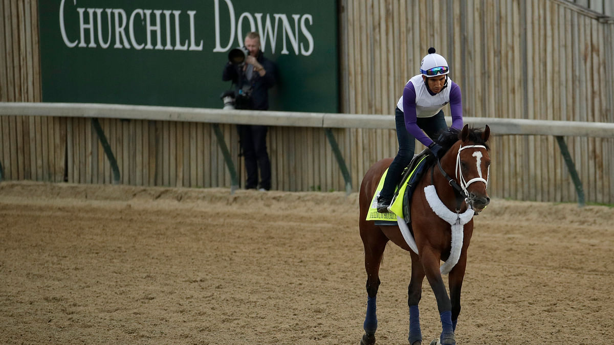 Horse Racing Friday: Garrity picks a quintet of stakes racing at Aqueduct and Churchill Downs